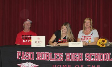 Paso Robles' Tatiana Smeltzer Signs with CSUN