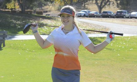 Girls Golfer of the Year: Katie Burson