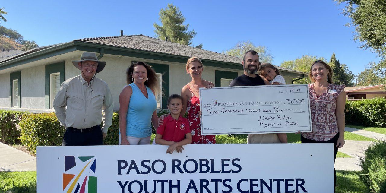 Denise Kudla Memorial Fund Donates Over $8,000