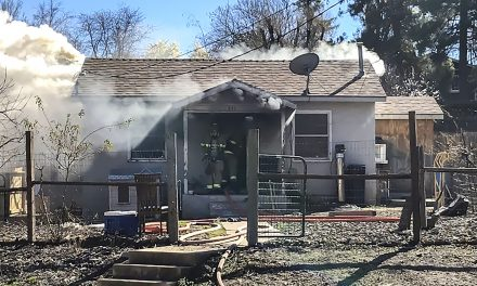 Paso Robles Fire Puts Down Electrical Fire