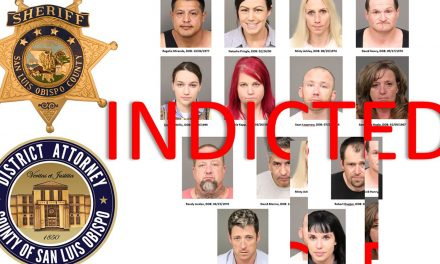 13 Indicted by SLO Grand Jury for Drug Trafficking