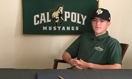 Paso Robles Senior Wright Signs Letter to Play Baseball at Cal Poly