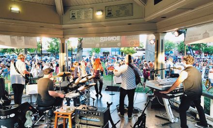 Paso Robles Concerts in the Park Seeking Talent for 2020