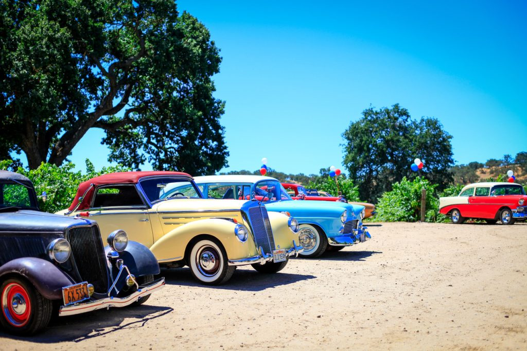 Classic Cars 4th of July