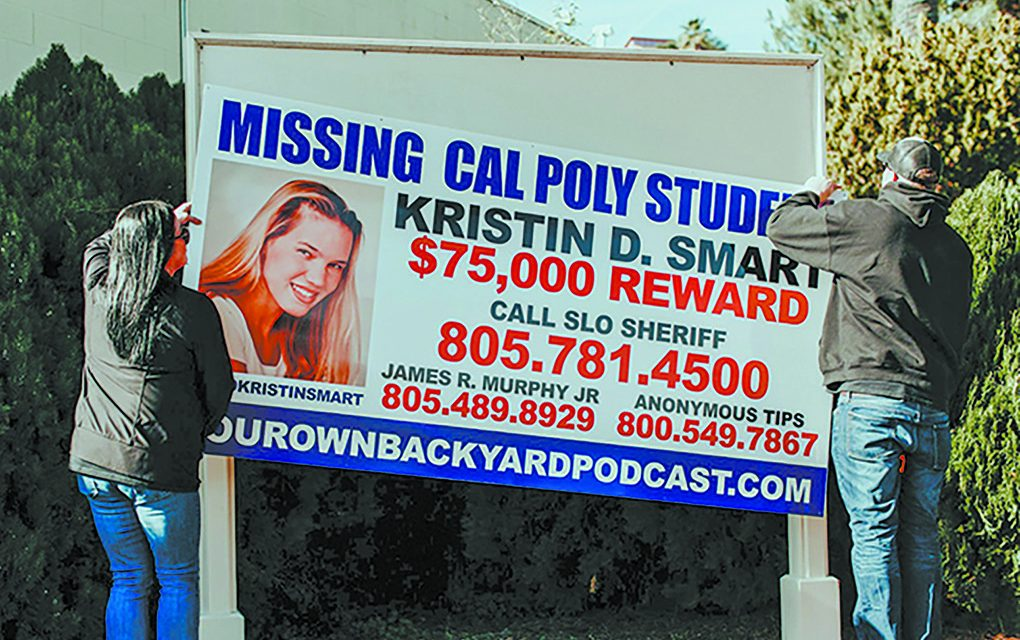 UPDATED: Podcast Shines New Light on Kristin Smart Case