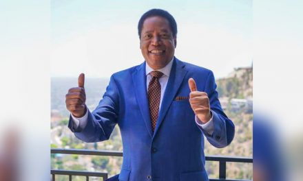 Larry Elder Campaigning for Governor of California