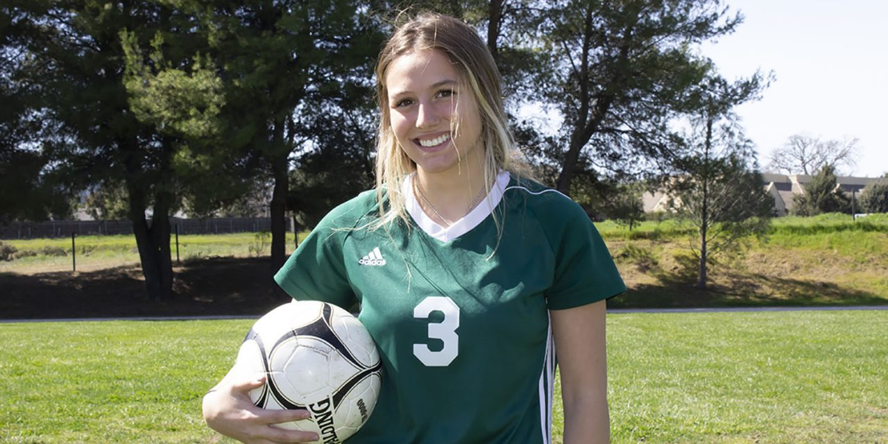 Lauryn Simons: Girls Soccer Player Of The Year