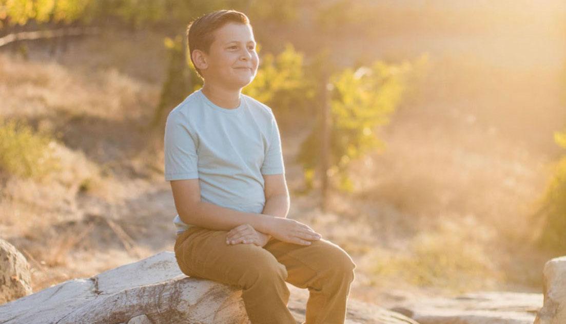 Logan Castillo, a Brilliant, Super Smart, and Kind Boy