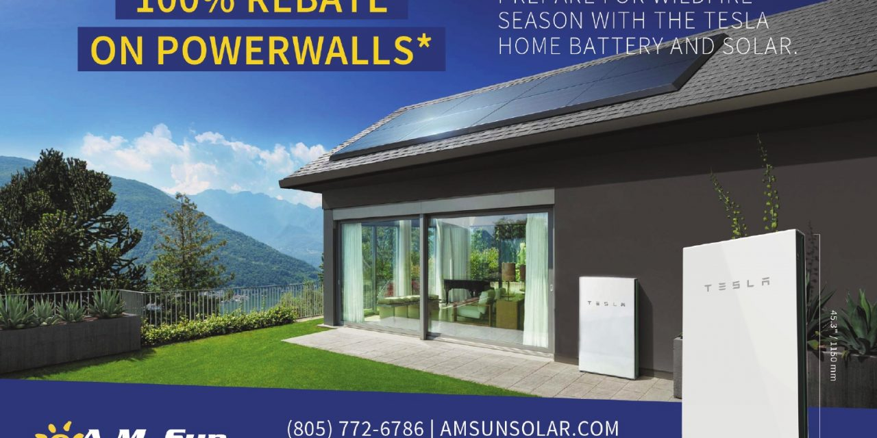 Thank You A.M. Sun Solar!