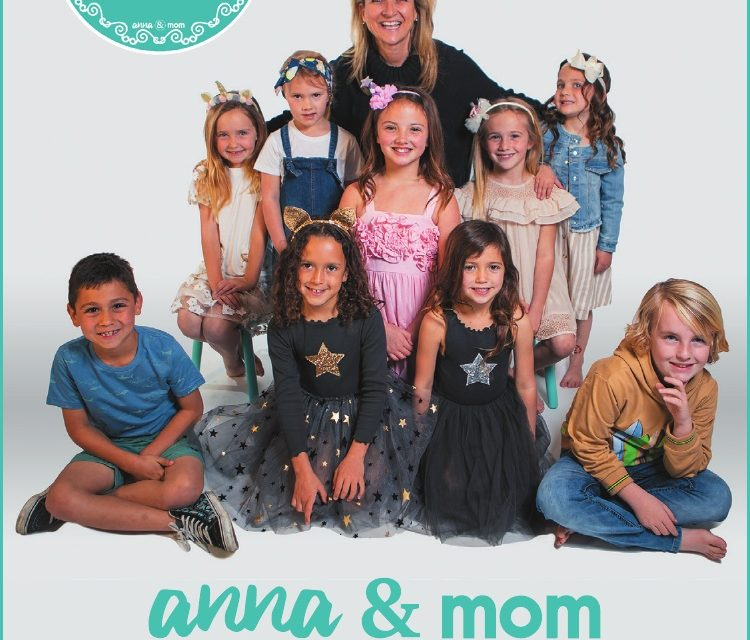 Thank You anna & mom!