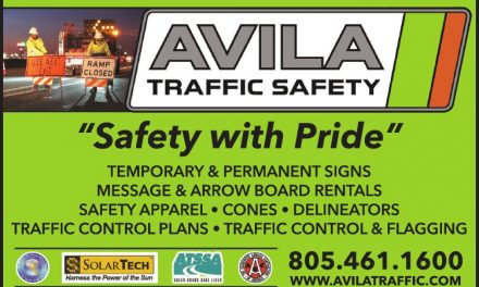 Thank You Avila Traffic Safety!