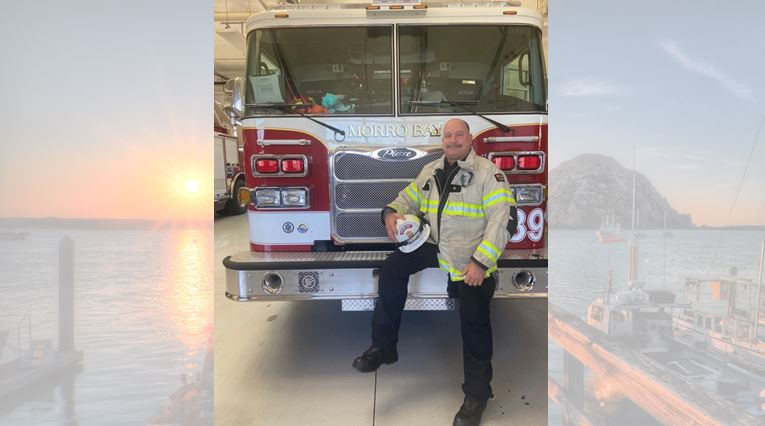 Morro Bay Fire Chief Knuckles Announces Retirement