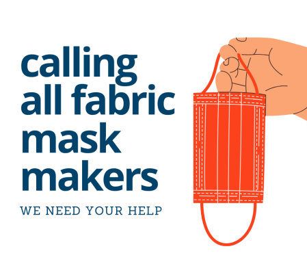 SLO County Re-Launches Fabric Face Mask Drive