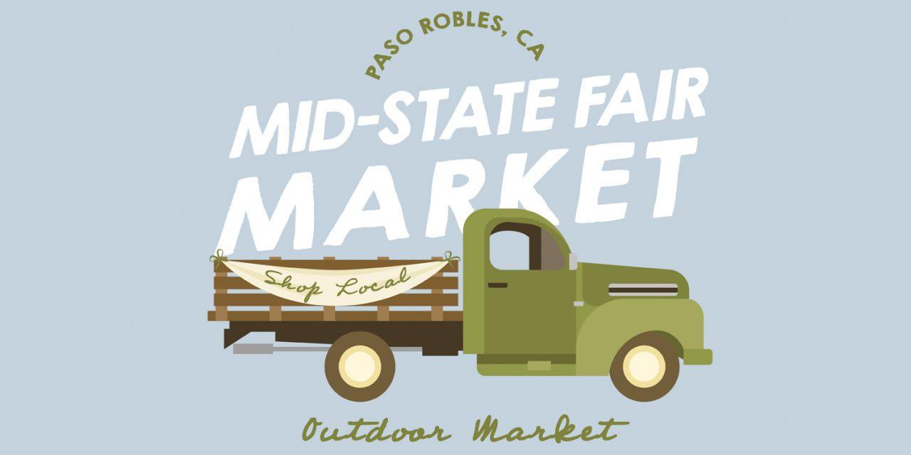 Paso Robles Event Center Announces Mid-State Fair Outdoor Market