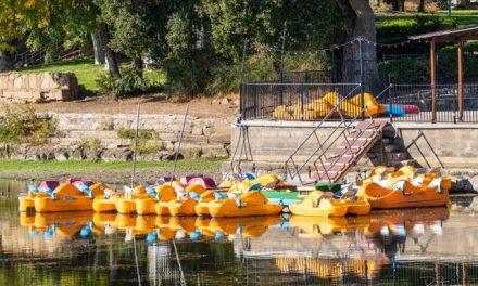 Mr. Putters Bringing Paddle Boats Back To Atascadero Lake
