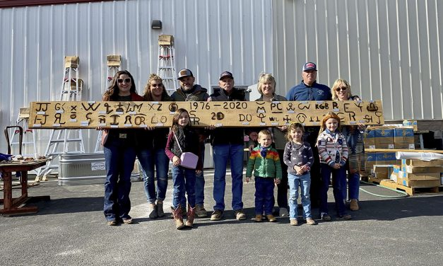 Farm Supply's Noel Ryan Retires After 43 Years