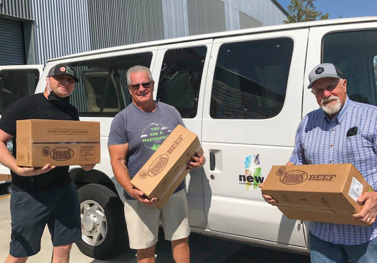 SLO Food Bank Receives 10,260 Pounds of Mid-State Fair Meat