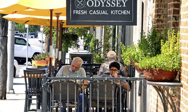 Odyssey World Cafe adapts and remains open during pandemic