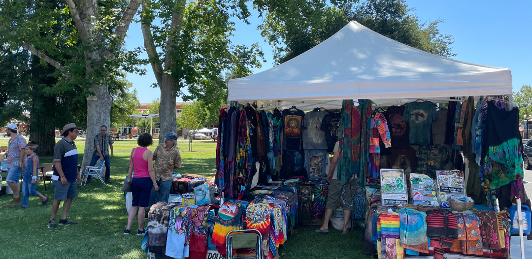Main Street Lavender and Olive Festival Huge Success