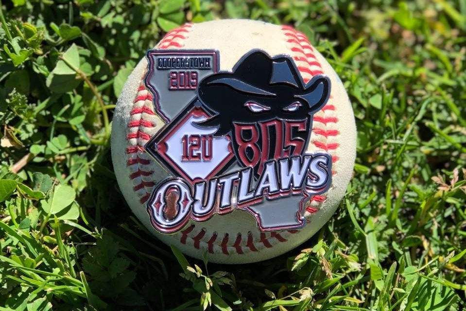 805 Outlaws Club Baseball Team Joins 'Around The Horn' Challenge