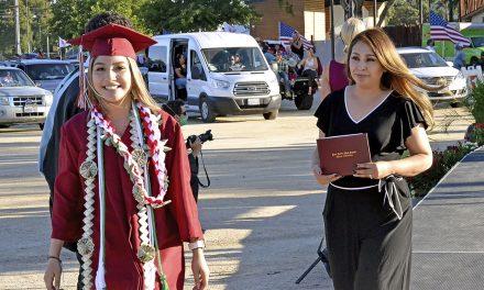 Paso Robles High School Graduates Persevere