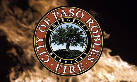 Vegetation Fire in Salinas Riverbed Friday Night