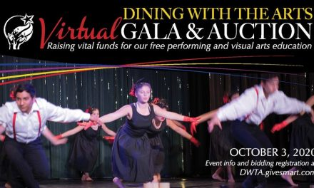 9th Annual PRYAF Dining with the Arts Gala Returns to a Virtual Stage