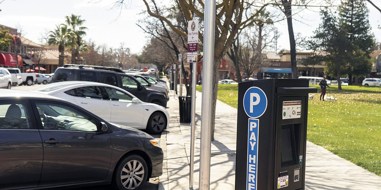 Paso Robles to Reduce Cost of Downtown Parking for Seniors
