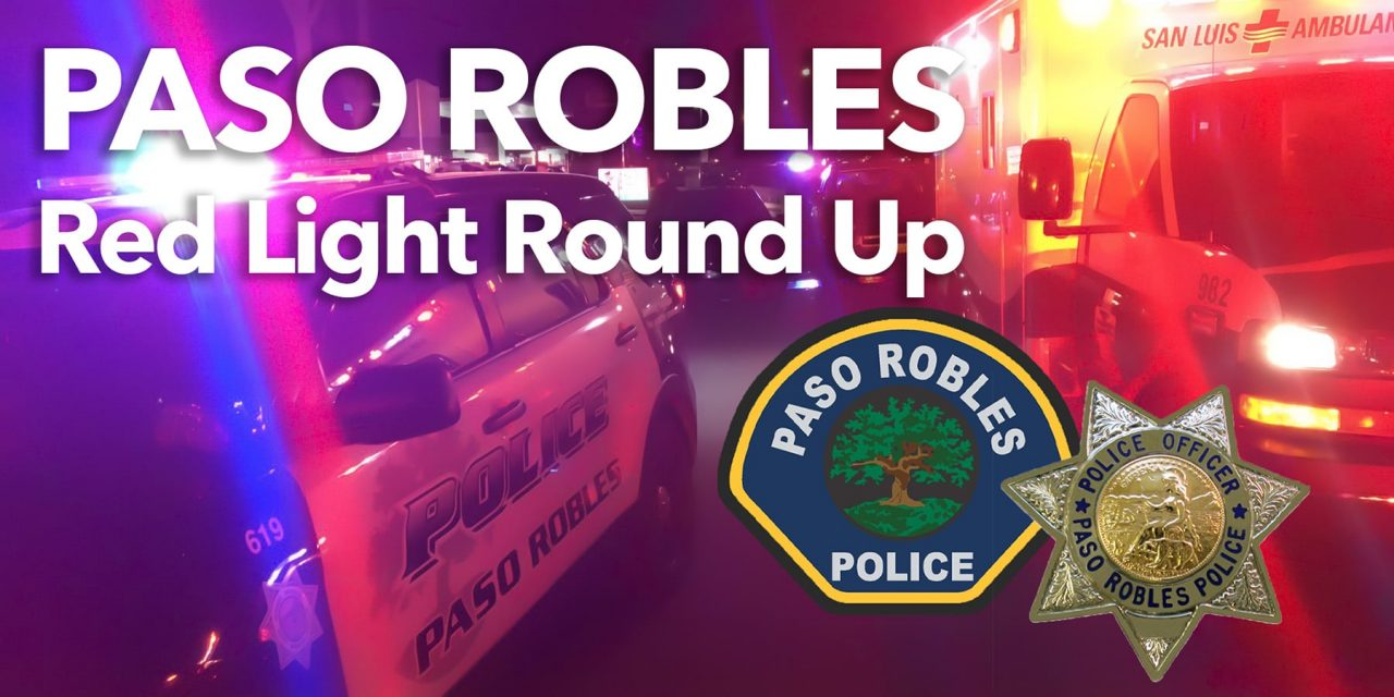 Red Light Round Up, May 5
