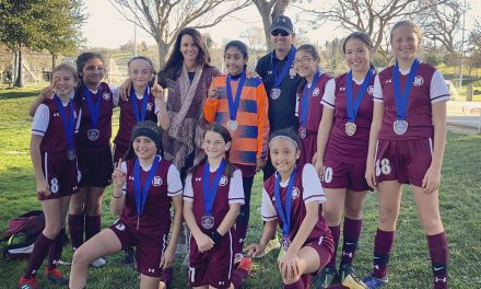 Paso Robles U12 Girls All-Star Team Advances to Section Finals
