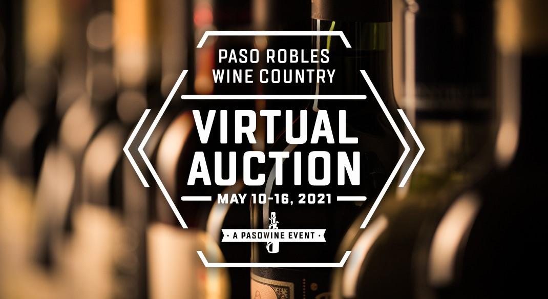 Paso Robles Wine County Alliance Announces Virtual Auction