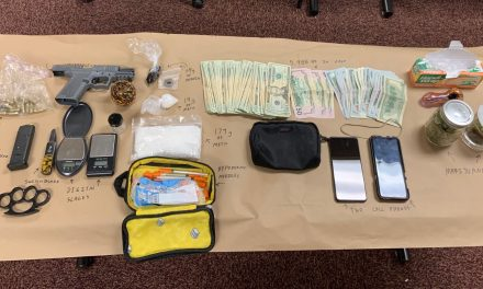 PRPD: Parolee Found with Handgun, Drugs During Traffic Stop