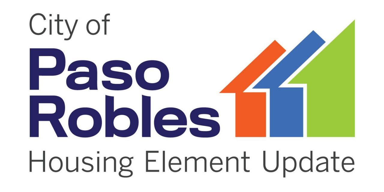 Paso Robles Housing Element Being Updated