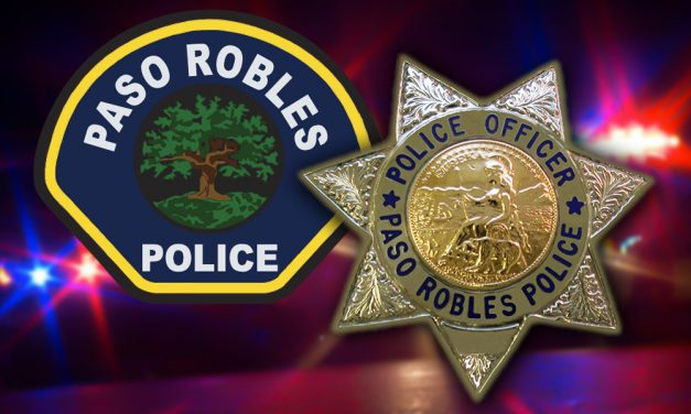Rocks Thrown Through Windows of Businesses, County Office in Paso Robles
