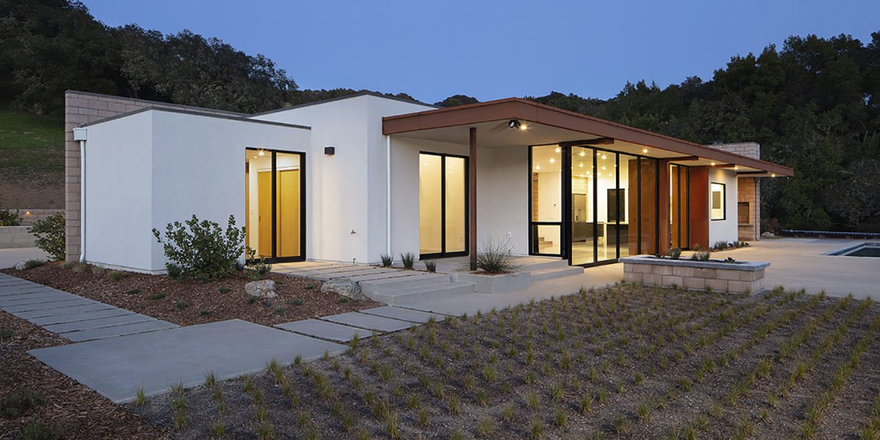 Madrone Landscapes Earns Sustainability Award for Residential Landscape