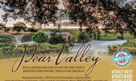 Pear Valley Vineyards named CCWC Winery of the Year