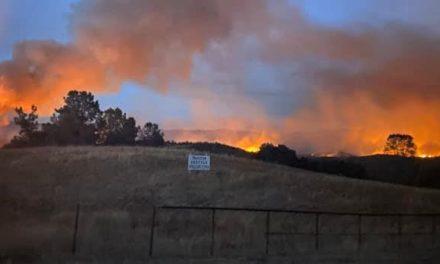 Update: Pond Fire Near Katacreek Road in Creston