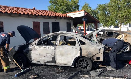 Multiple Fires Extinguished in Paso Robles Within 24 Hours