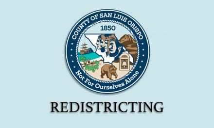 San Luis Obispo County to Kick Off Redistricting Process