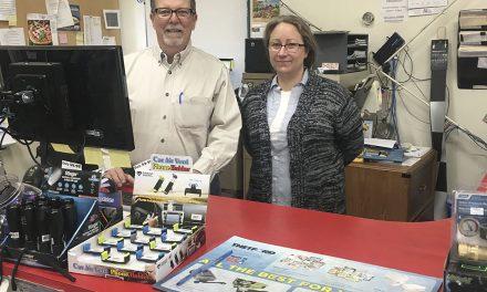 Long-time Delta RV Employee Retiring