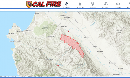 River Fire Continues to Grow; 'Unhealthy' Air Quality for County