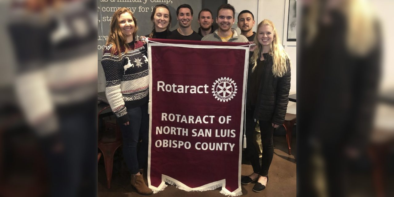 Rotaract Club Forms in North County