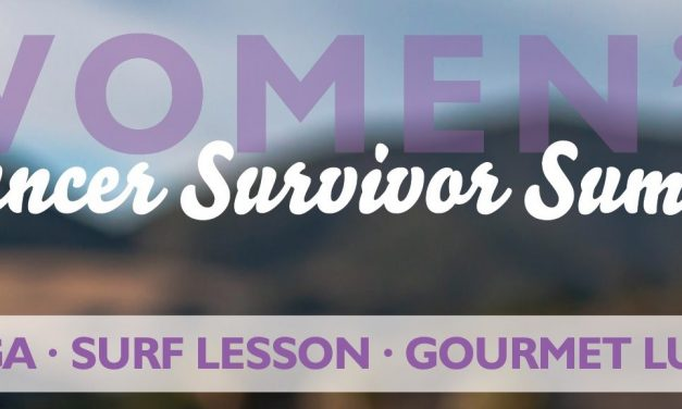 Surfing for Hope Honors Women Cancer Survivors