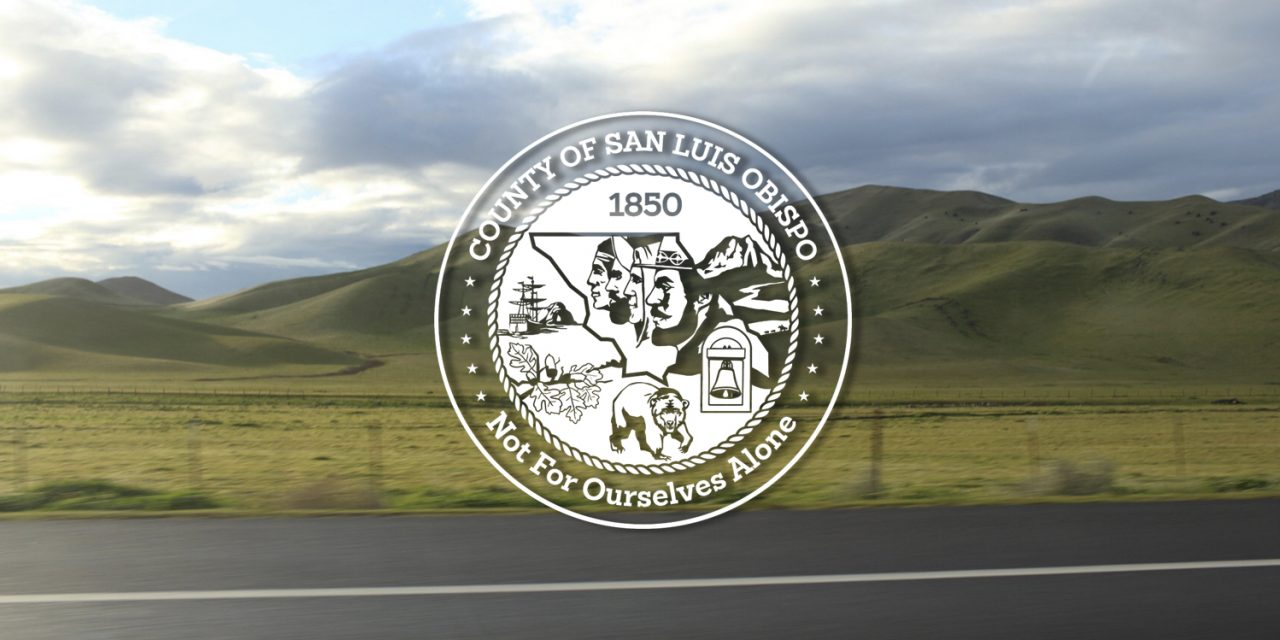 SLO Board of Directors Proclaim Local Emergency Due to Drought