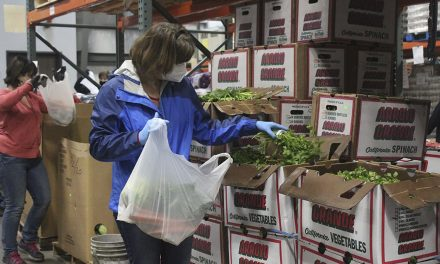 SLO Food Bank Close to Delivering Over 5 Million Pounds of Food in 2020