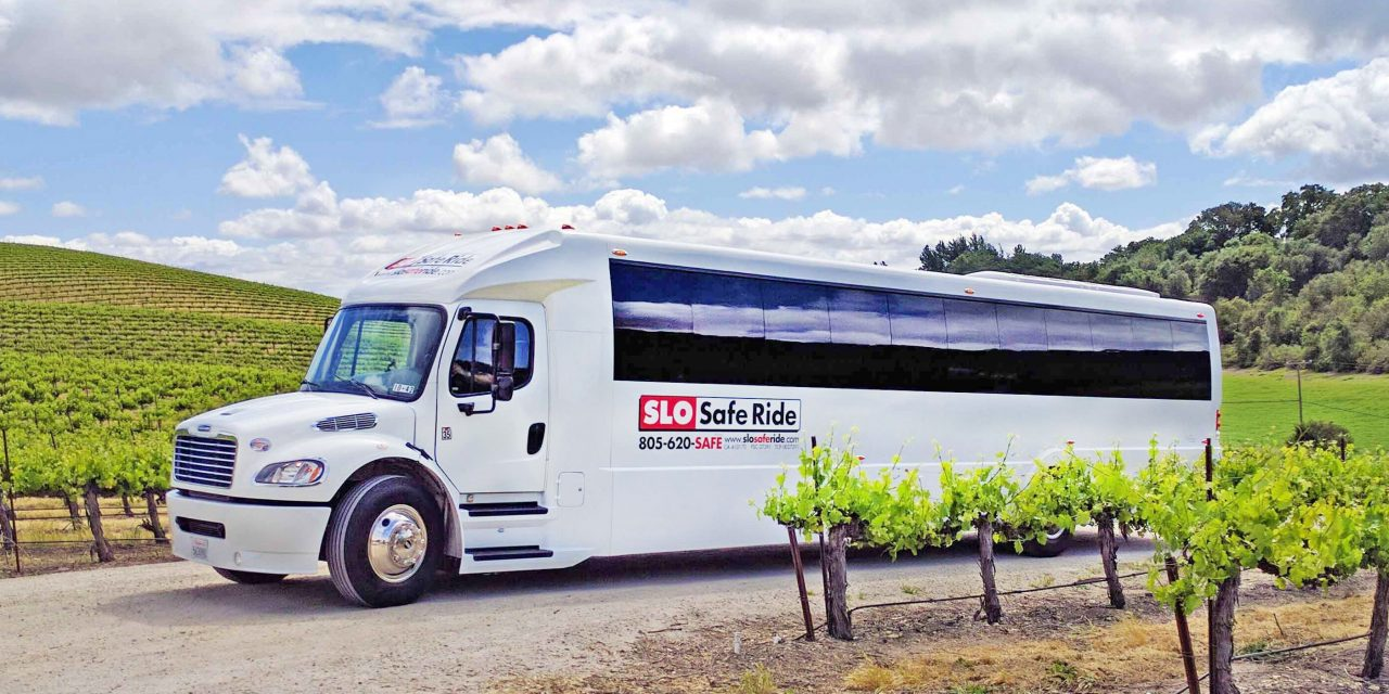 SLO Safe Ride Offers Discounted Wine Tours To First Responders