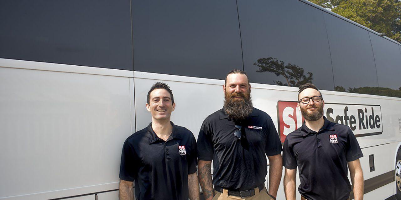 SLO Safe Ride Celebrates Its 10-Year Anniversary