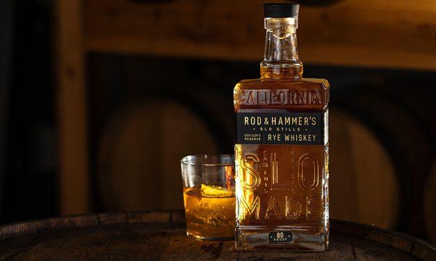 Rod & Hammer's SLO Stills Named Top 100 Spirits of 2020
