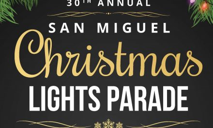 Help the Grinch and the San Miguel Firefighters Association Spread Some Christmas Joy This Year