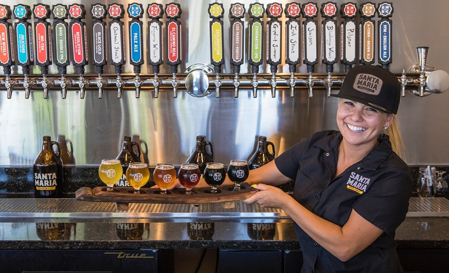 Santa Maria Brewing Co. debuts in Paso